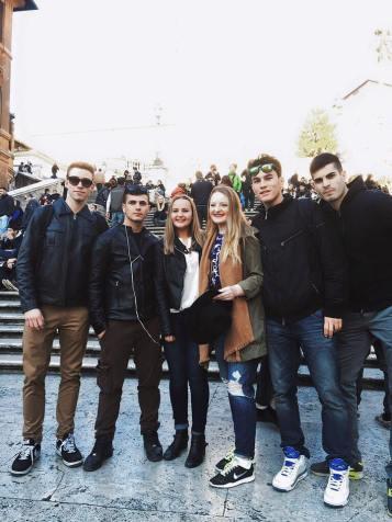 roman boys